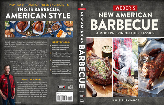 Recipes inside webers new american barbecue cookbook forumfinder Image collections